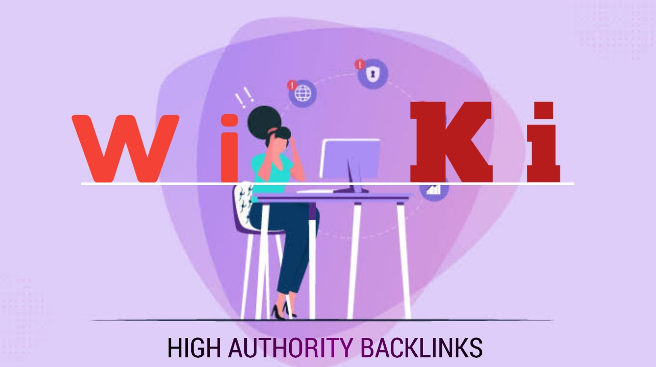 I will Do 750 Contextual backlinks from wiki websites