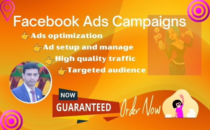I will do your Ads Campaign and bring high Quality traffic