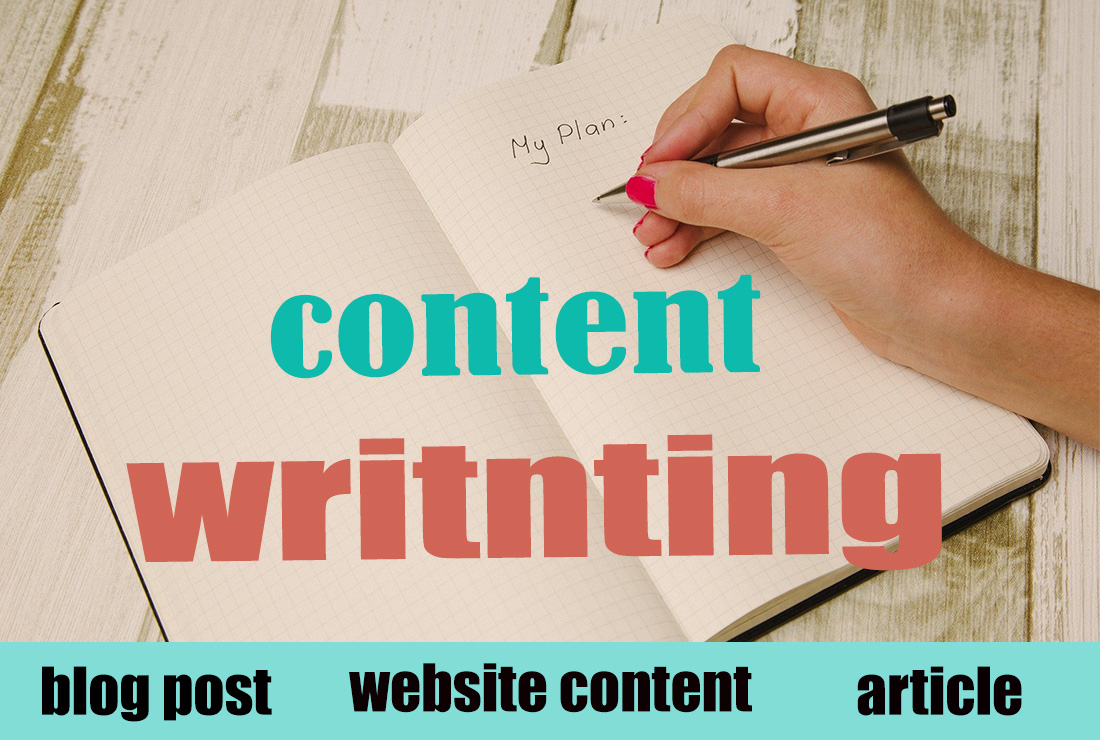 I will do SEO optimized content writing, blog post and website content
