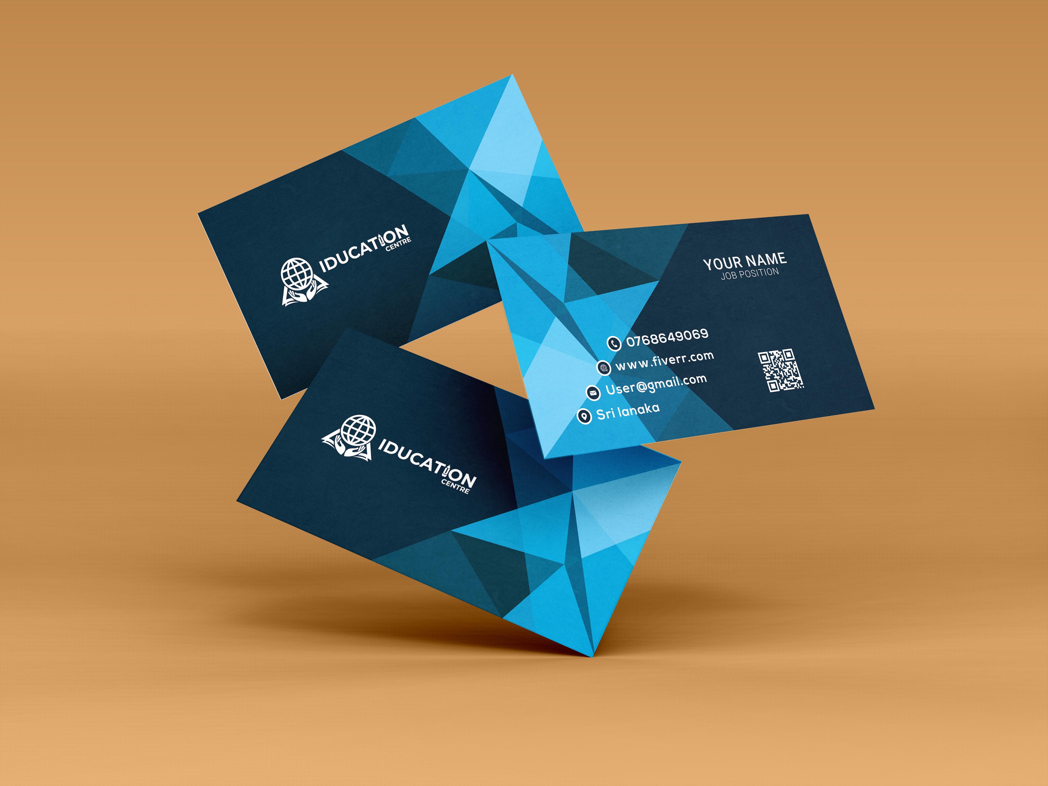 I will design Business Card Design,  Printable Business Cards,  company business card your company