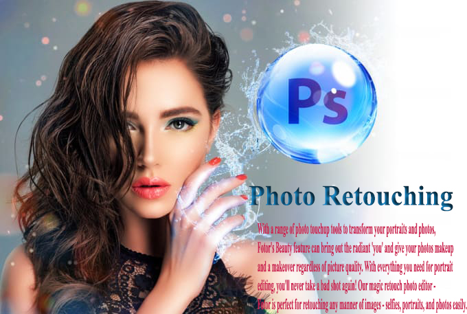 I will do professional photo editing and background removal in photoshop