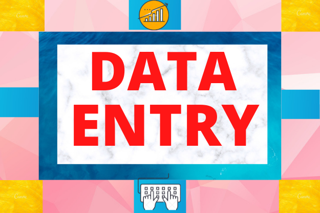 Data Entry,  Copy Paste,  Excel data entry work and PDF to any convert