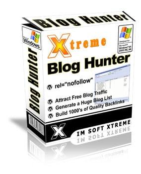 Xtreme blog hunter marketing software