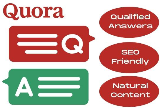 30 Qualified Quora Answers with Keyword setup
