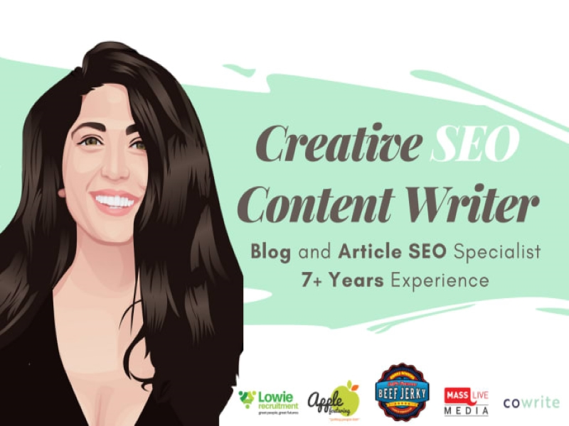 I will write SEO blog posts and articles for your website