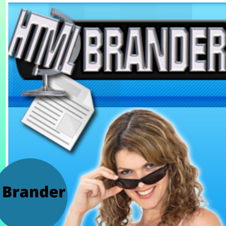 HTML Brander Amazing New Software