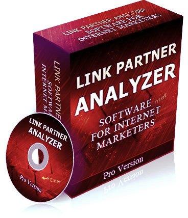 Link Partner Analyzer software