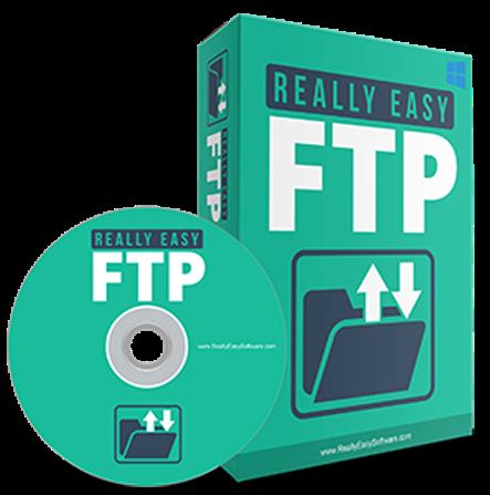 REALLY EASY FTP FOR UPLOAD WEBSITE WEB HOST