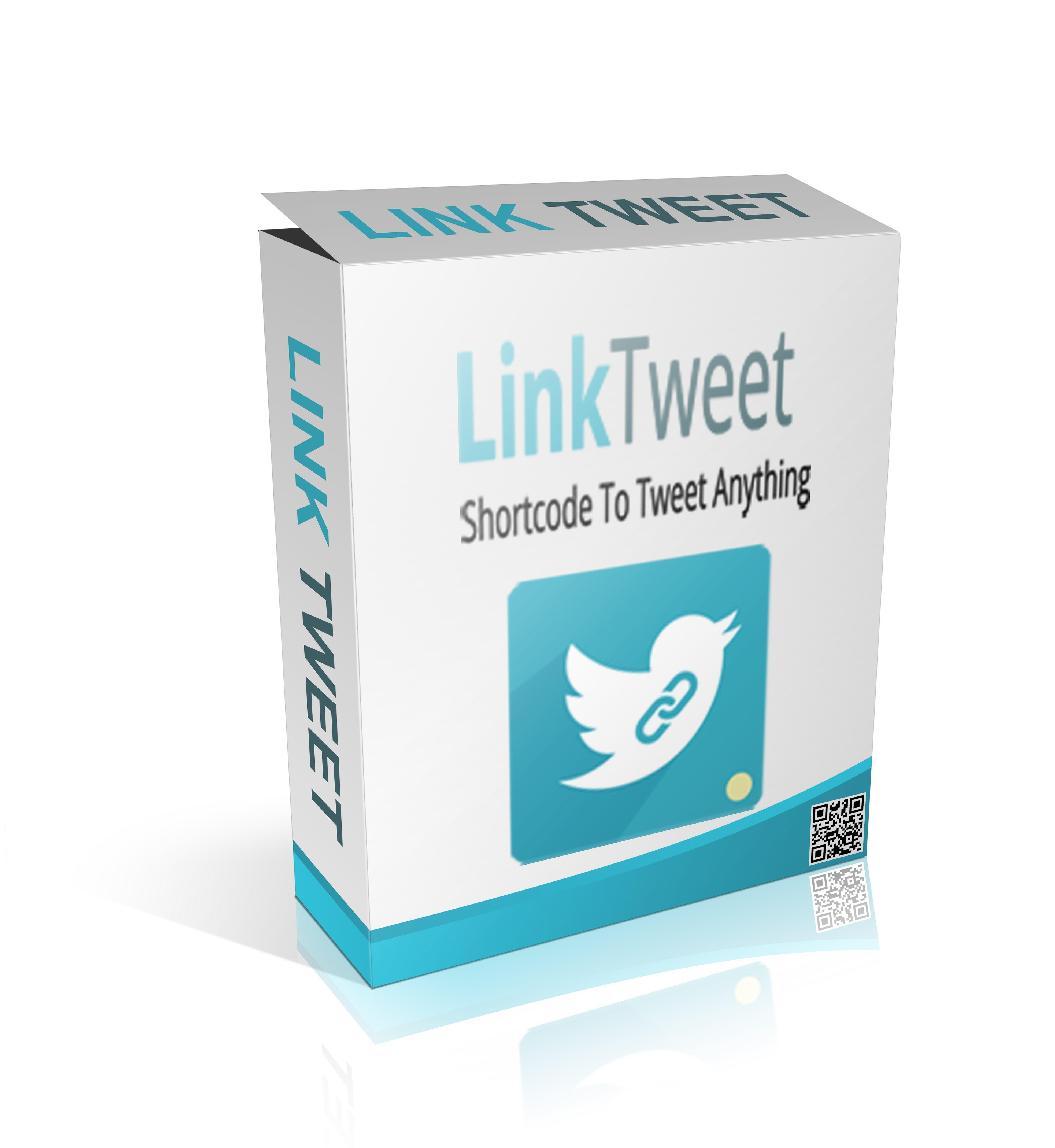 Link Tweet it super duper easy to tweet