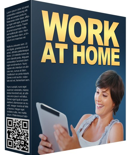 WORK AT HOME FOR GOOD CARRIER AHEAD