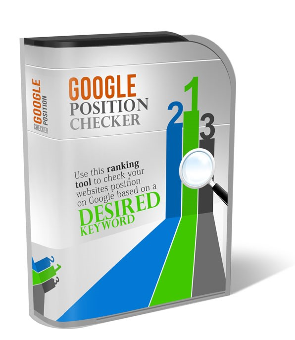 Google Position Checker is a fantabulous online software