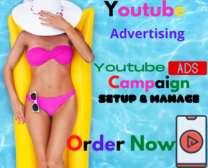 I will do profitable youtube ads campaign