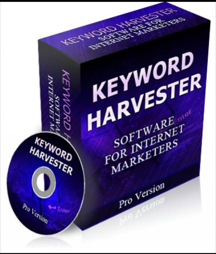 Keyboard harvester software for internet marketers pro version
