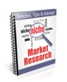 NICHE MARKET RESEARCH SOFTWARE