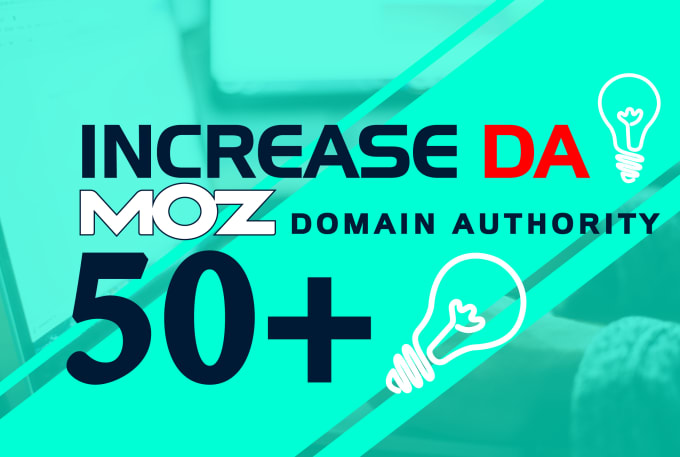 I will increase moz da domain authority 50 plus within 30 dyas