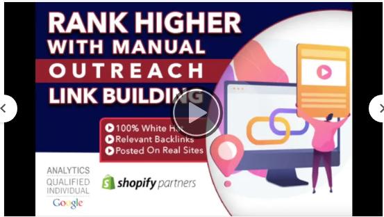 I will do SEO backlinks for high quality link building