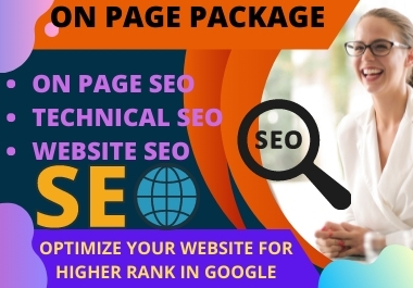 I will do On page and technical SEO service Of WordPress site for Google top ranking
