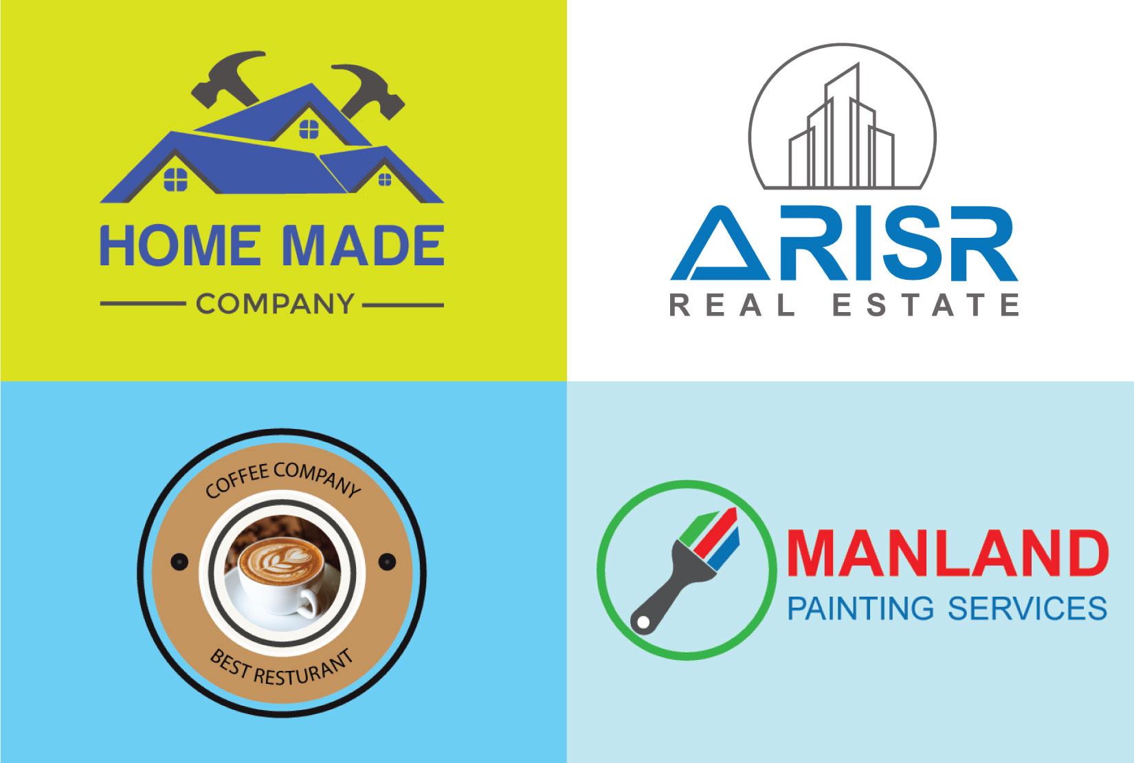Minimalist,  creative and smart logo design