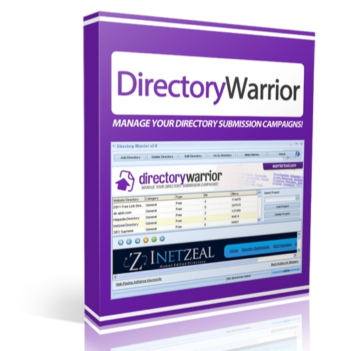 Manage your directory campaigns directory warrior