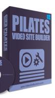 Pilates Videos site builder for adsense