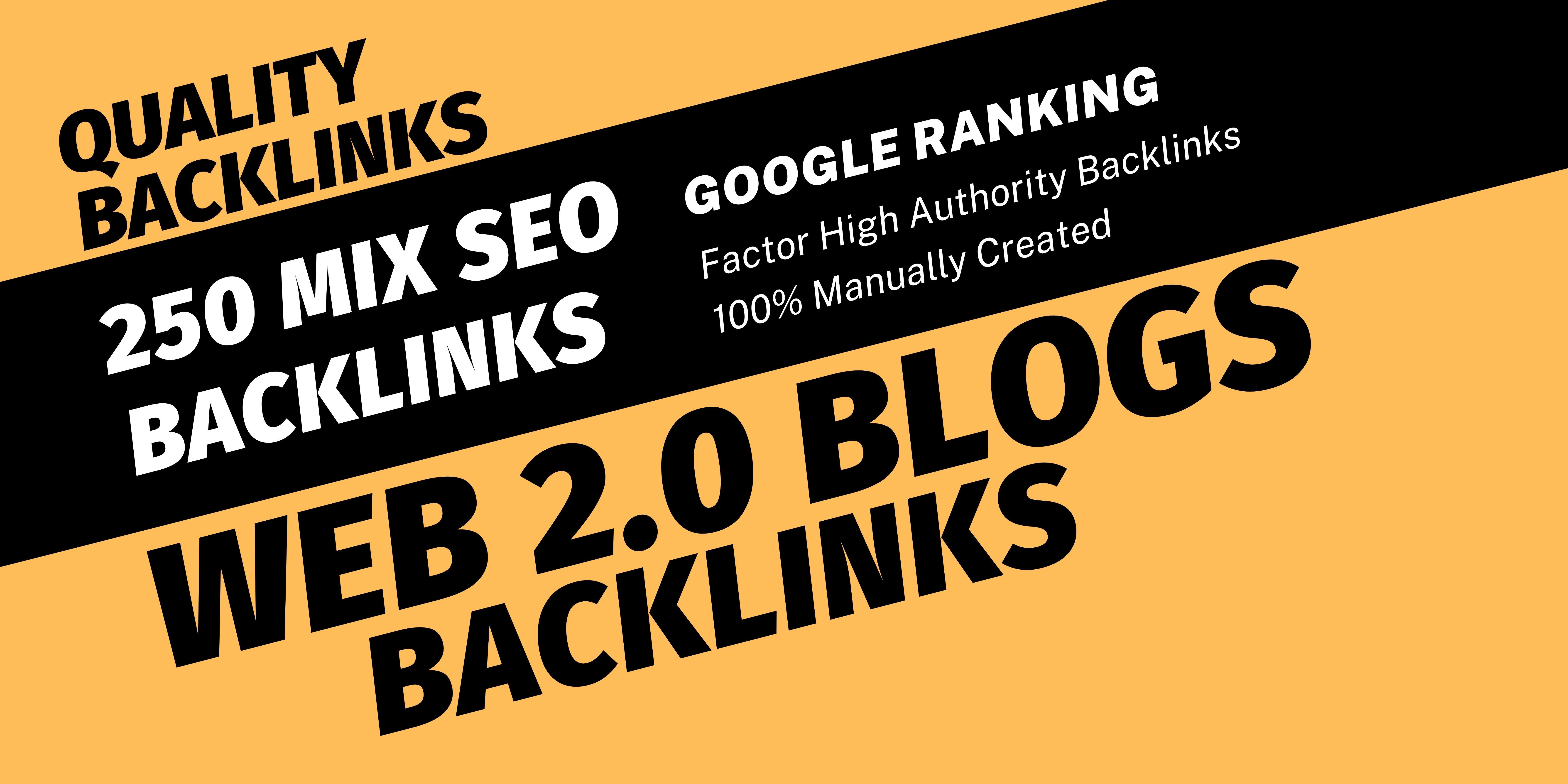 50 Web 2.0 Buffer Blogs and 200 Do-follow Profile Backlinks
