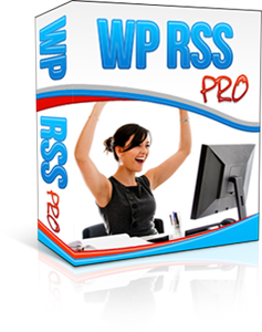 WP RSS PRO for Add RSS feeds to your Blogs