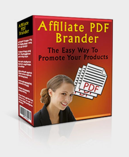 Affiliate Pdf Brander for Affiliate Program