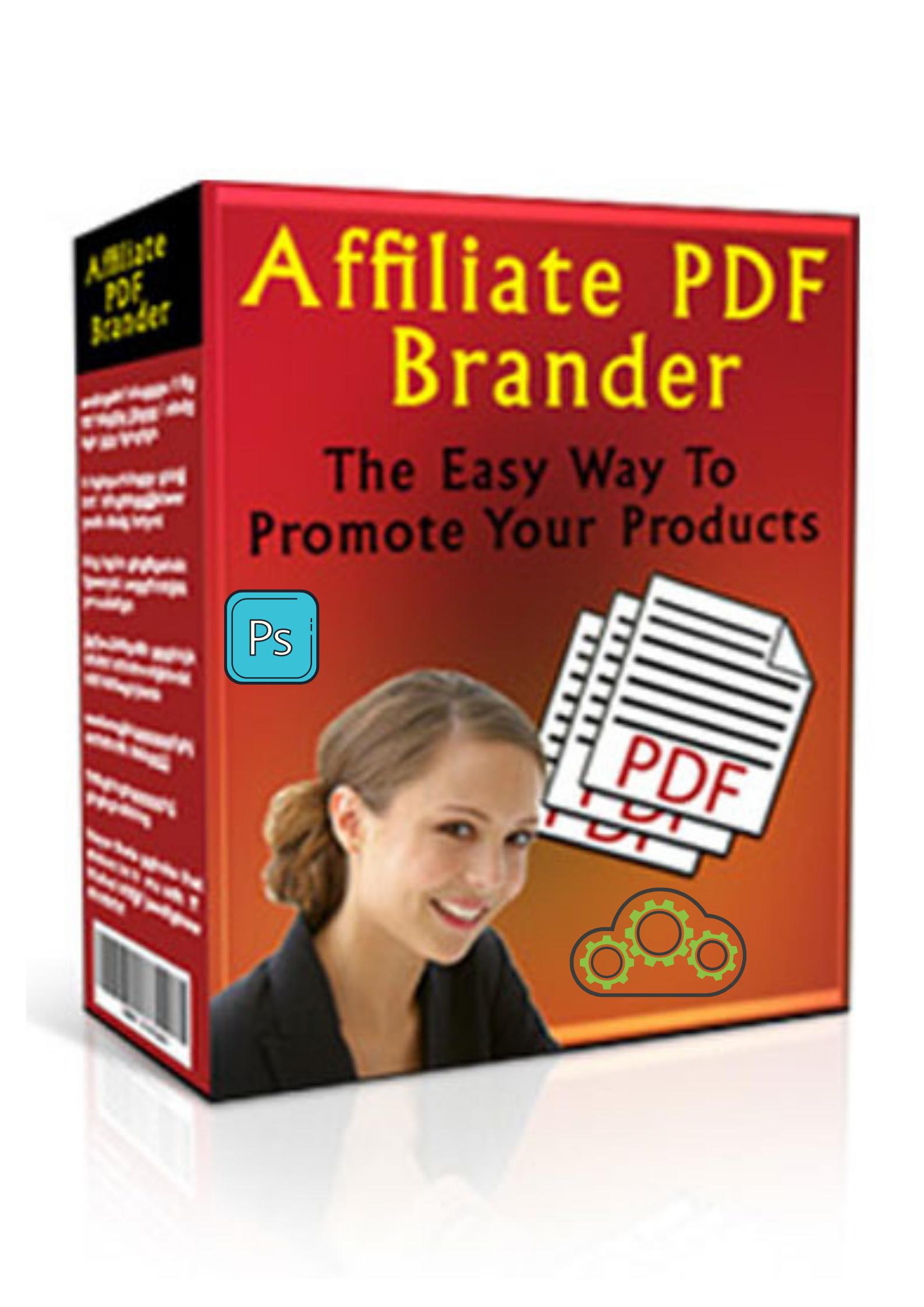 Affiliate Brander Software desktop