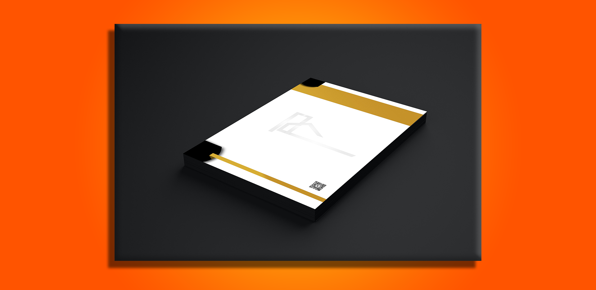 Unique Business Card and Letterhead Design For Your Business Marketing