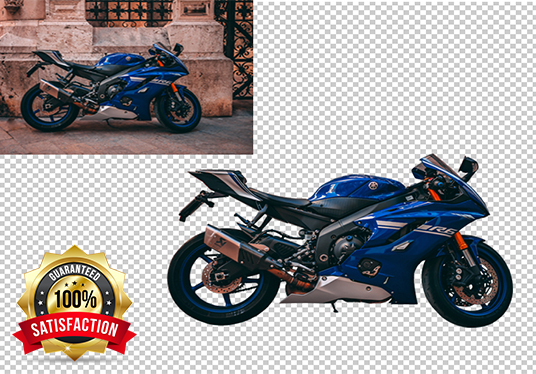 I will do background removal and clipping path services