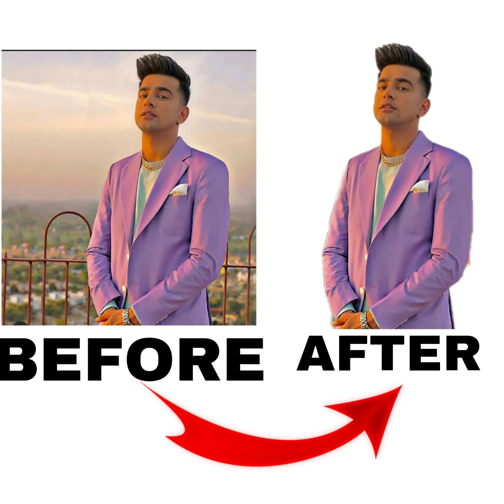 REMOVE BACKGROUND FROM ANY PICTURES