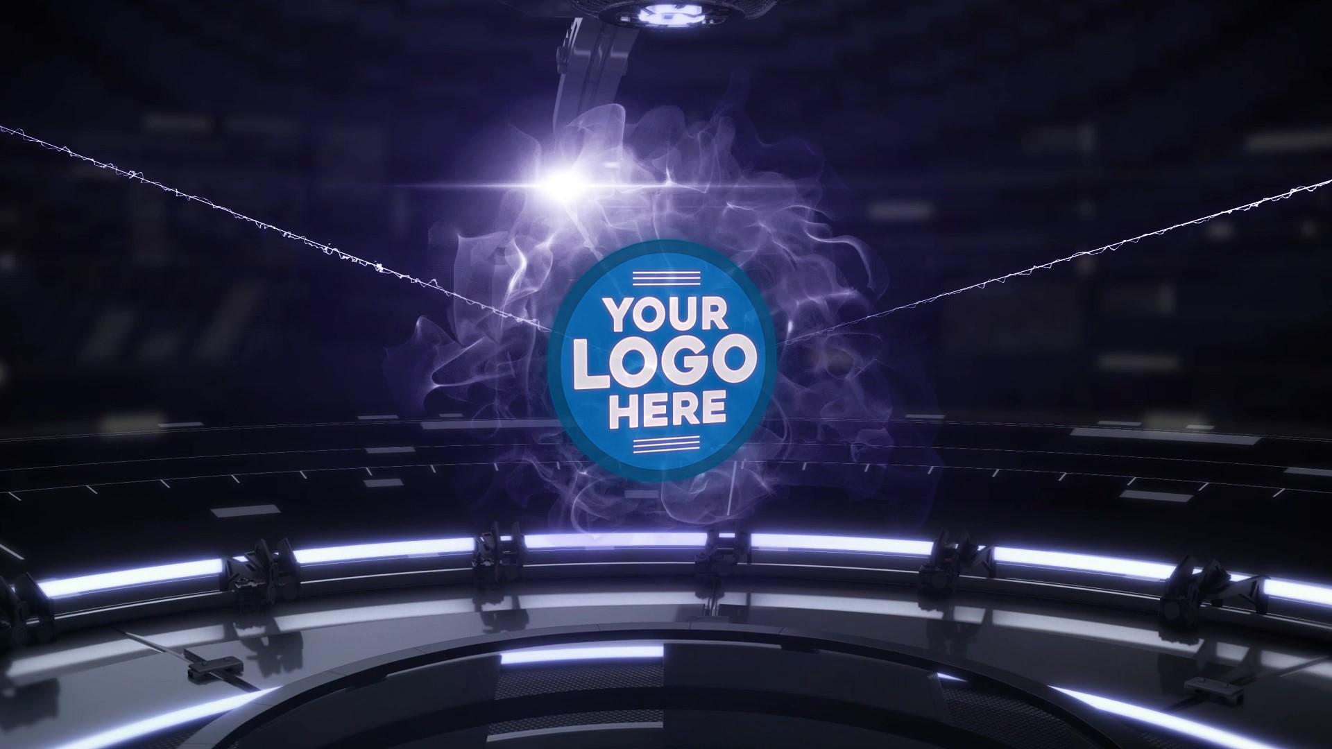 I will create 3 HD logo video intros