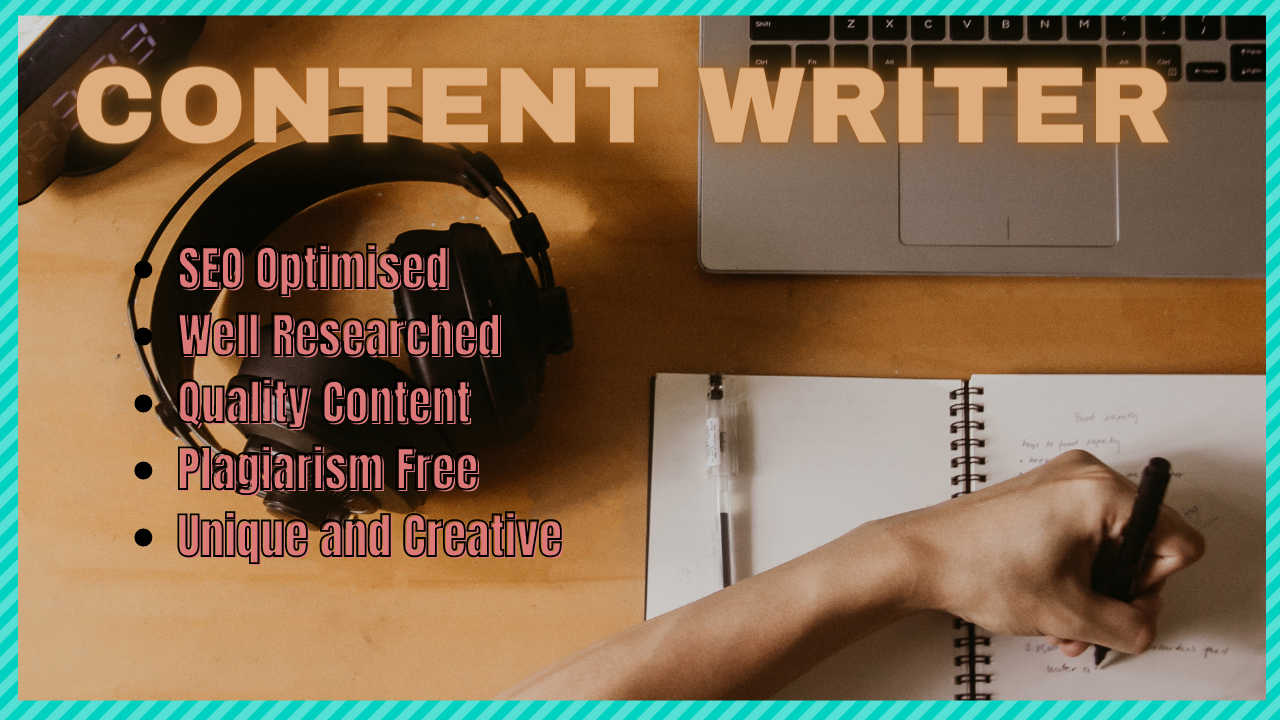 Article / Blog Post of 500 Words SEO Optimized