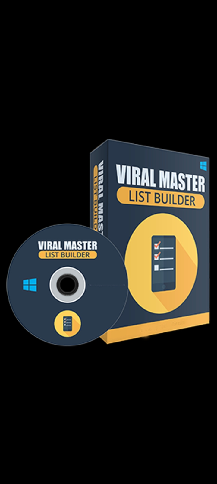 Viral master list builder for email marketing