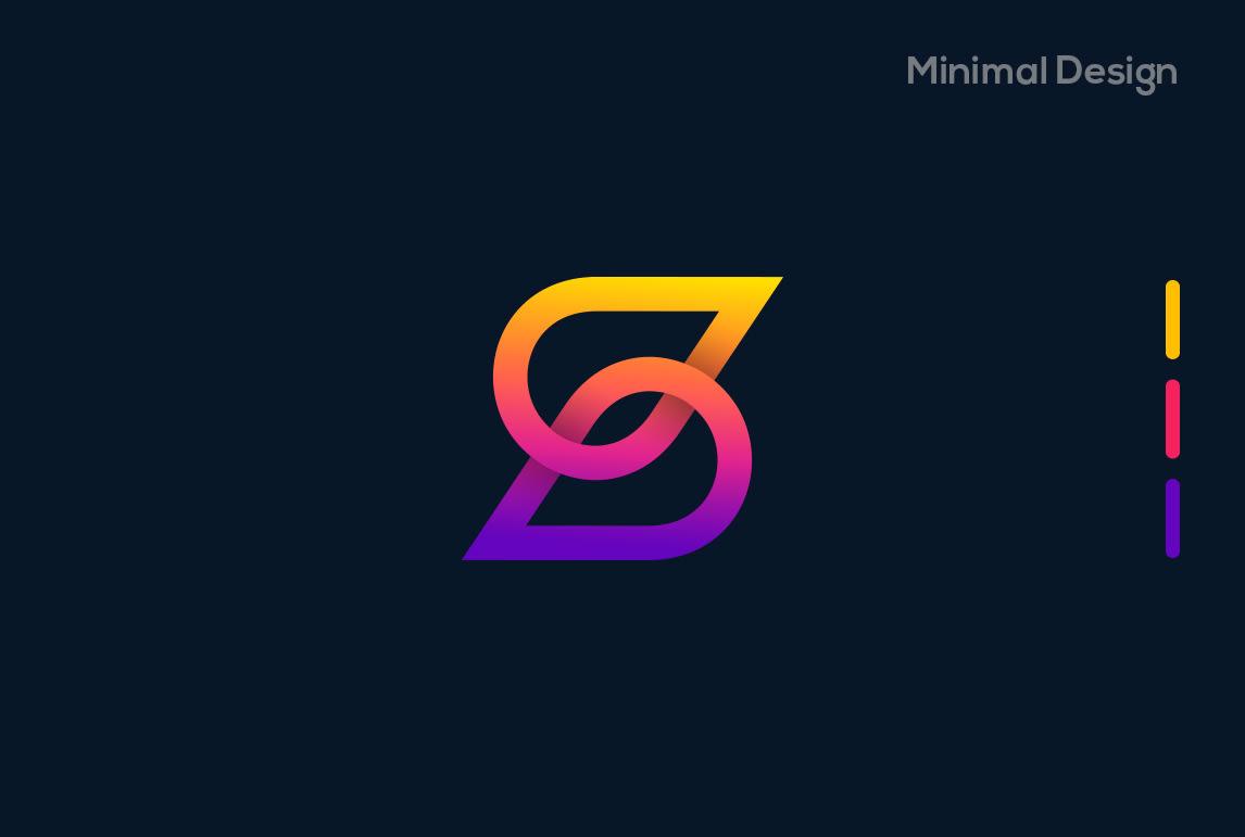 I will design a professional minimalist logo