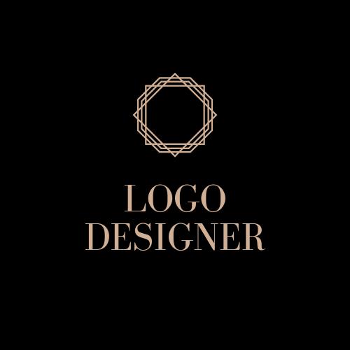 We can make best logo. Logo designer