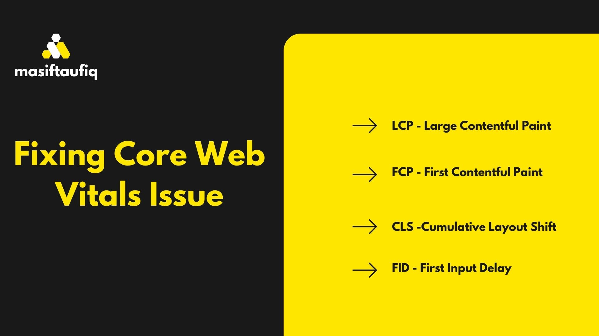 I will Fix Core Web vitals Issues For Website Speed Optimization