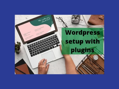 You will get a full wordpress setup,  plugins installation and themes