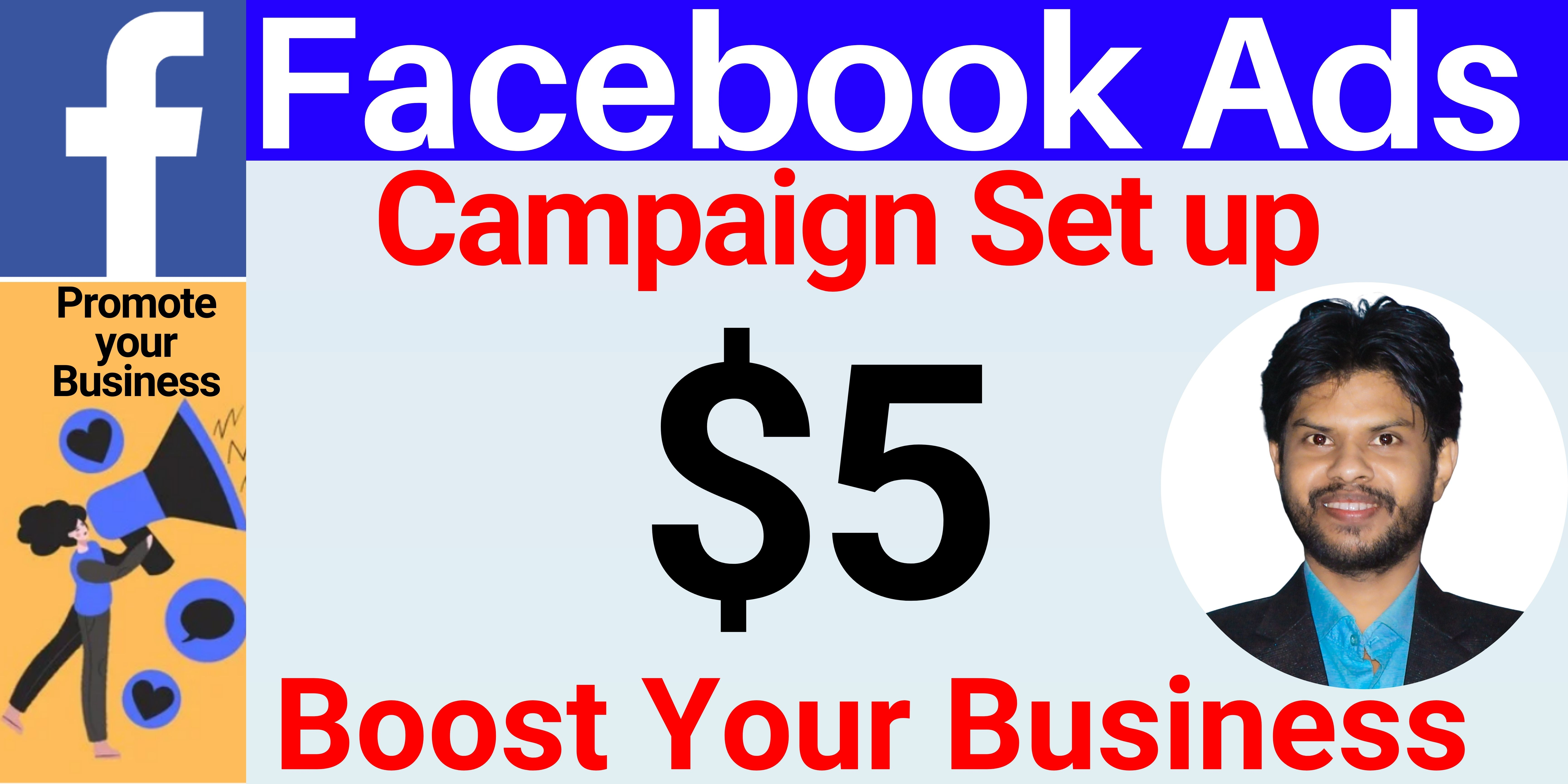 Facebook Ads Campaign Setup with Audience Research Manager
