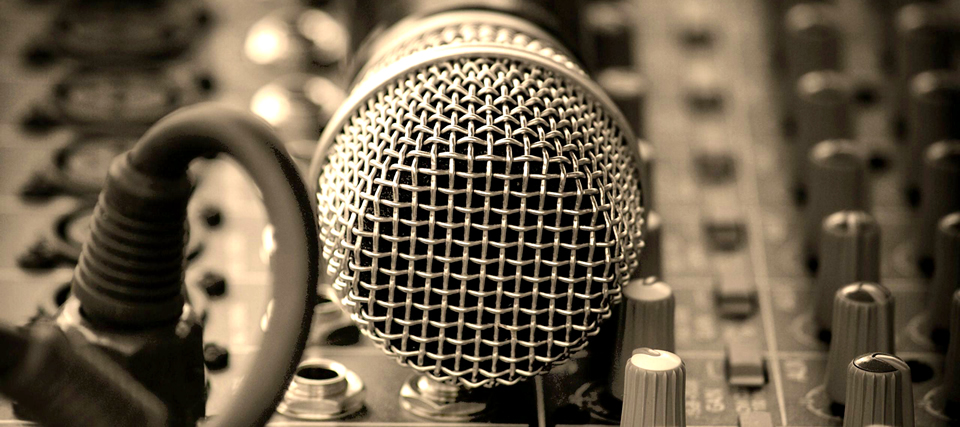 Professional voice over artist