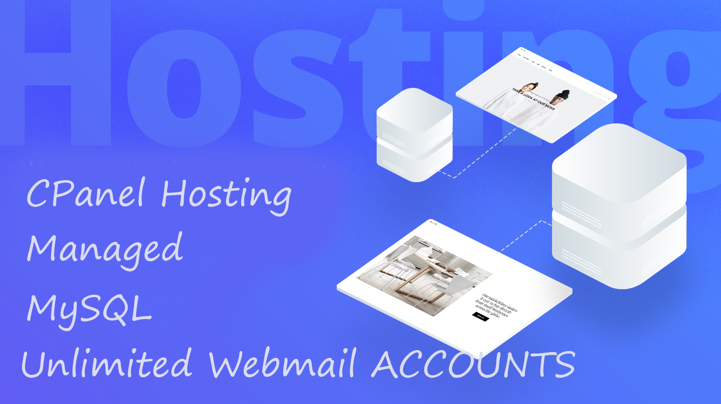 1 Year Managed Cpanel Hosting With Free SSL