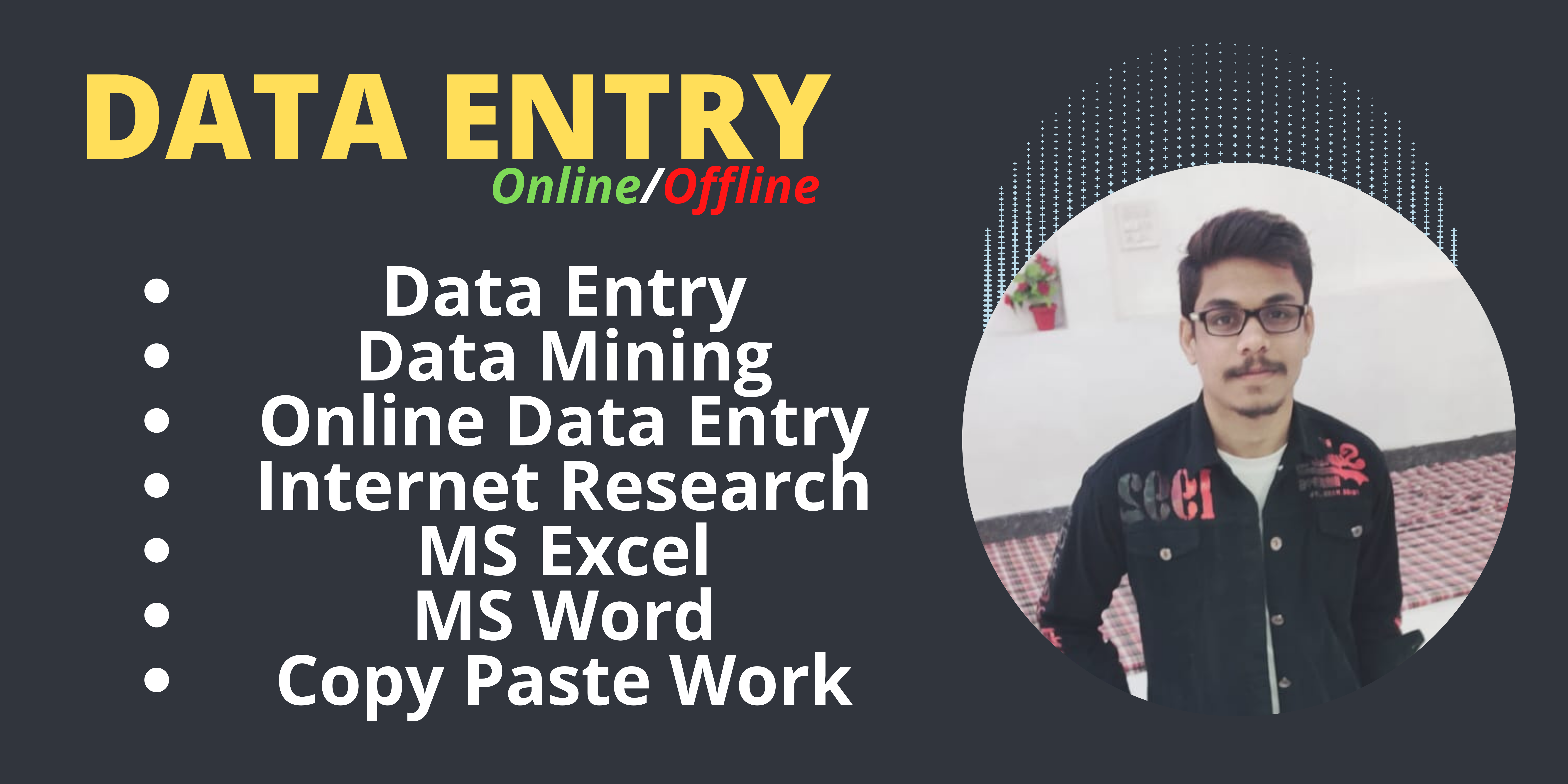 Do 1 Hour Fastest Data Entry With 100 Accuracy