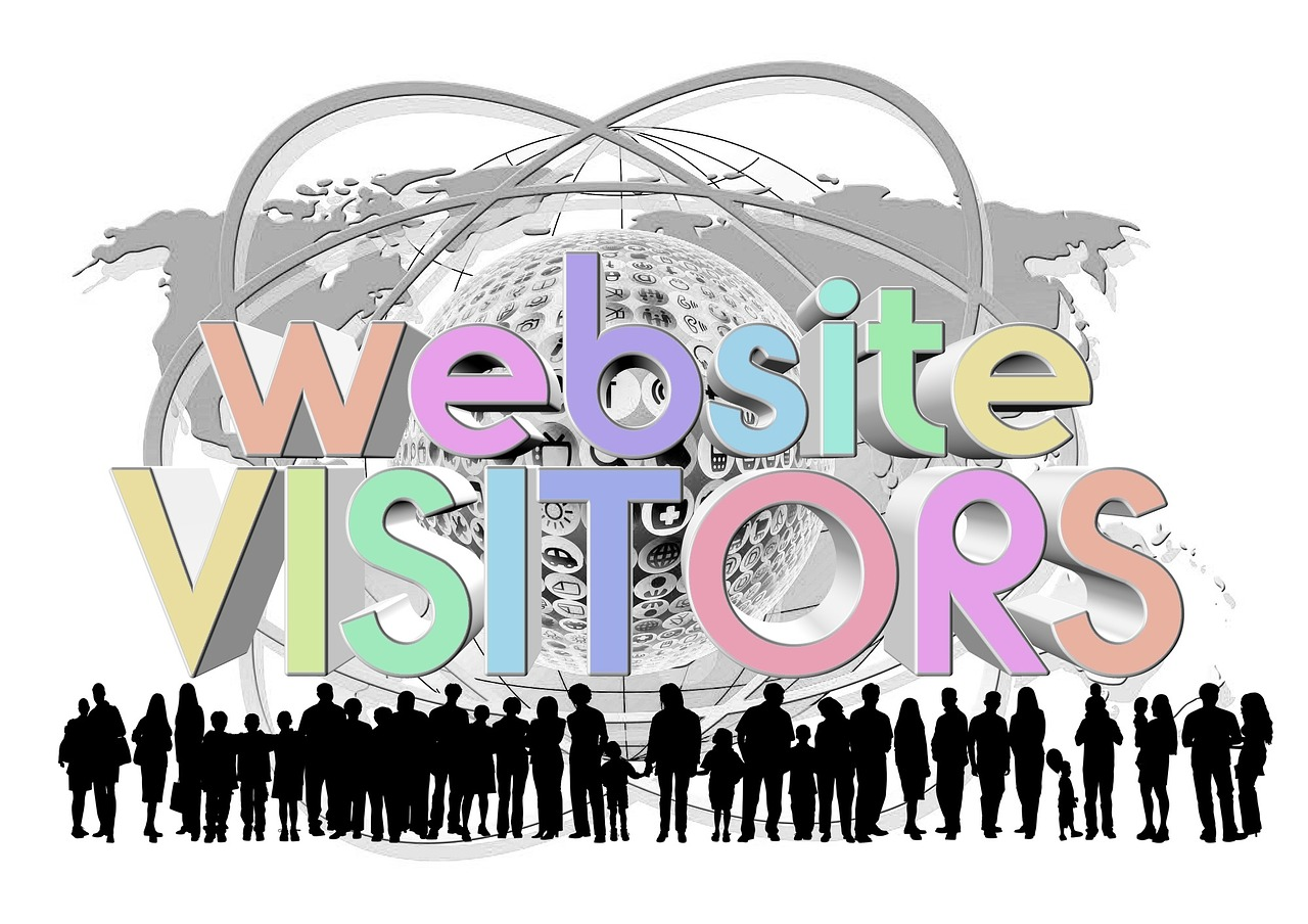 Easy web visitors software for beginners