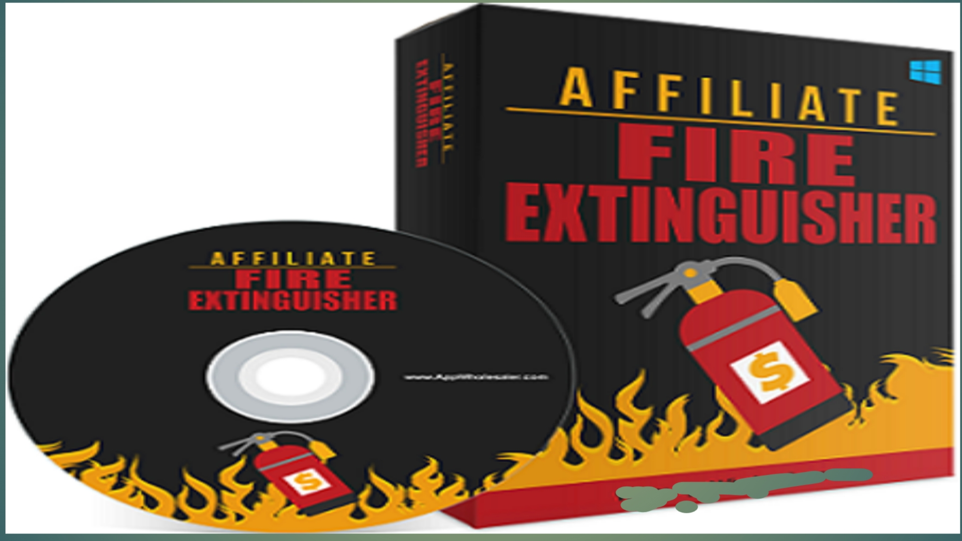 Affiliate Fire Extinguisher New