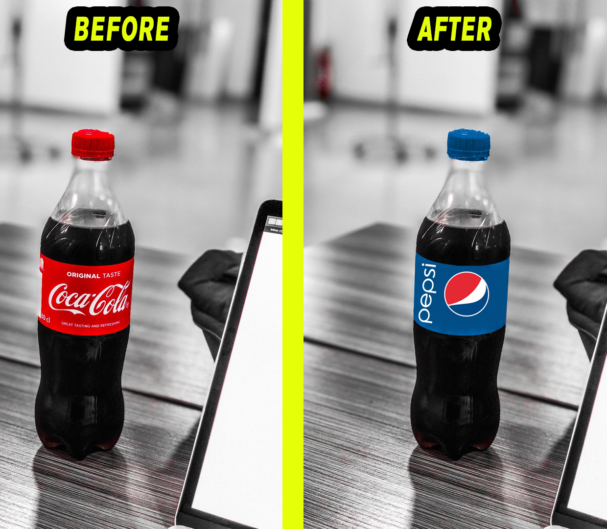 Background Removal and Image Manipulation