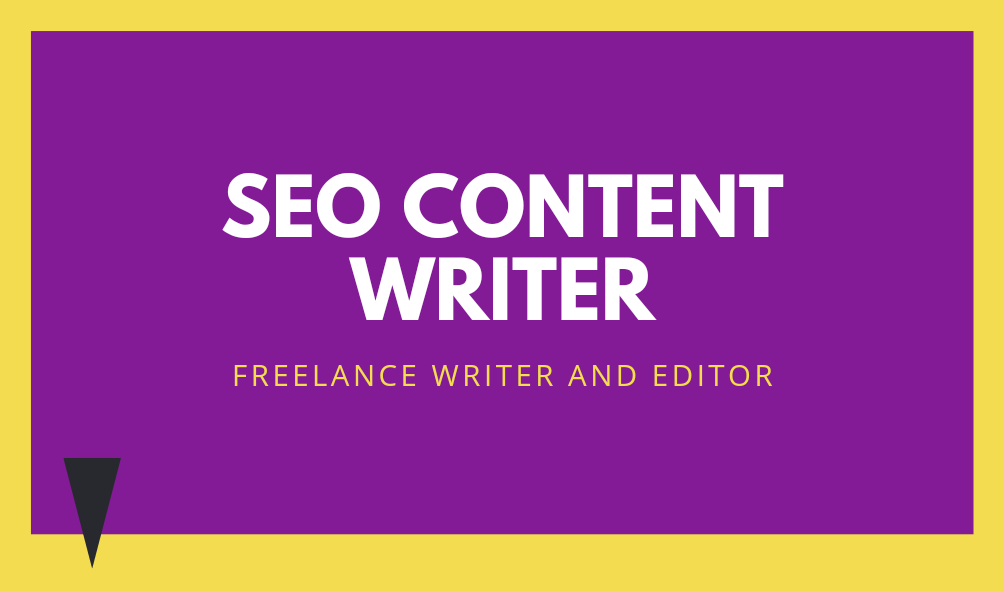 I shall be your SEO content writer,  article writer and blog writer.