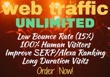 UNLIMITED Real Web Visitors Search By KEYWORDS For Up To 30 DAYS