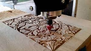 Design for Cnc router on Art cam
