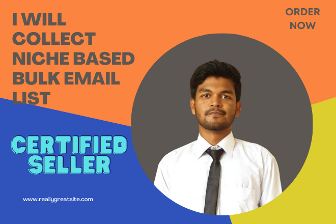i will collect any targeted bulk email list