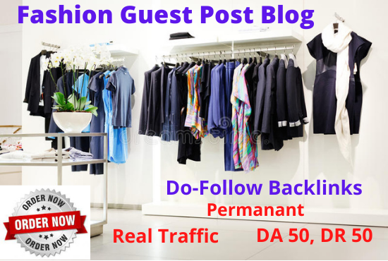 I will do a high da Fashion guest post